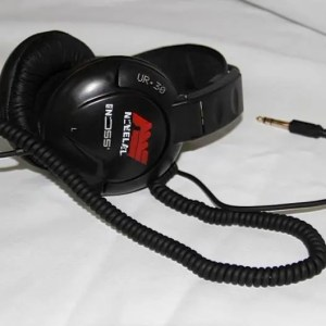 Treasures K0SS UR30 headphone for super gold finder metal detector Detector