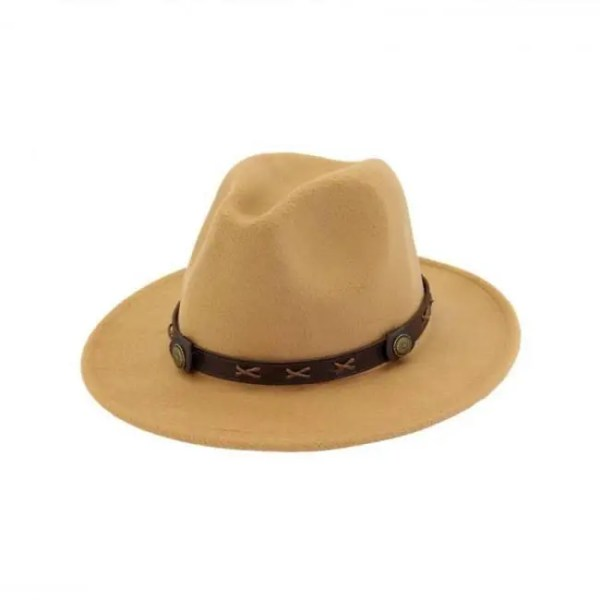 FREE SHIPPING VERIDICAL Sun Hat Cowboy Hat Men and Women Travel Caps Jazz hat good quality Western Hats Chapeu Cowboy 12 colors Band