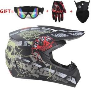 Motorcycle Motorcycle Adult motocross ATV Dirt bike Downhill MTB  Off Road Helmet Adult