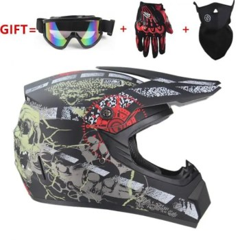 FREE SHIPPING Motorcycle Adult motocross ATV Dirt bike Downhill MTB  Off Road Helmet Adult