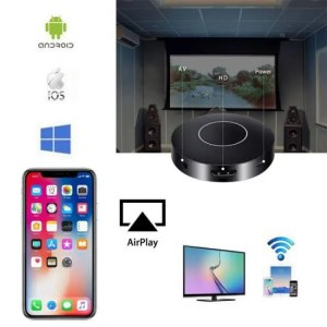 I need it Wireless Wifi Screen Push Cast Display Tablet PC AnyCast DLNA Airplay Dongle Sharing to HDTV Free shipping