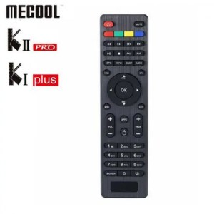 FREE SHIPPING Extra Remote Control For K1 KI Plus K1 KI Pro K2 KII Pro DVB-S2 DVB T2 Android Satellite Recevie Digital TV Box T2S2 Set Top Box Android