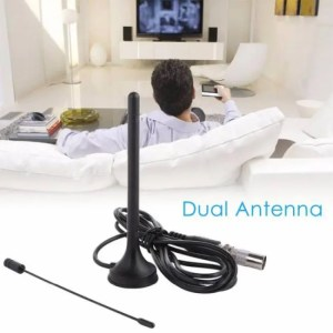 FREE SHIPPING SOONHUA DTA-180 High-performance DVB-T2 Antenna Freeview HDTV 30DB Indoor Digital Aerial Booster Free shipping