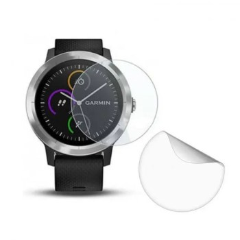 FREE SHIPPING 3pcs Soft Clear Protective Film Guard For Garmin Vivoactive 3 Smart Watch Vivoactive3 Full Screen Protector Cover (Not Glass) Free shipping