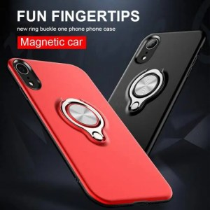 I need it Luxury Magnetic Ring Stand Soft TPU Full Shell For iPhone X 6 6S 7 8 Plus Car Holder Phone Case Cover 6