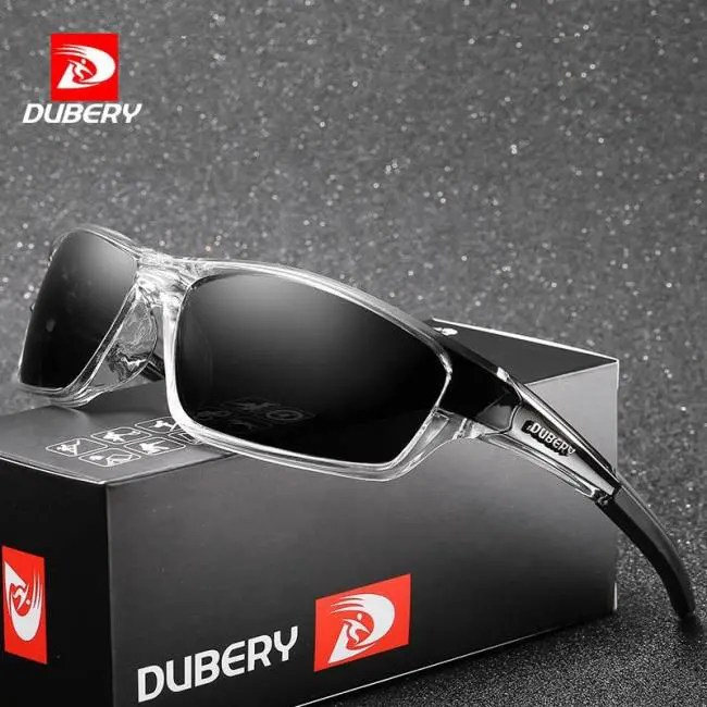 136cd74d2b DUBERY Polarized Aviation Driving Sunglasses Mens Retro Male Goggle Sun  Glasses For Men Brand Luxury Mirror Shades Oculos D620
