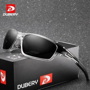 Car & Motorbike DUBERY Polarized Aviation Driving Sunglasses Mens Retro Male Goggle Sun Glasses For Men Brand Luxury Mirror Shades Oculos D620 American