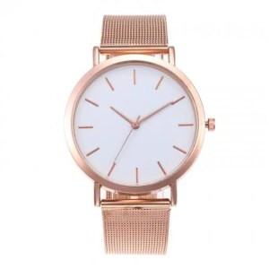 FREE SHIPPING Women Watches Bayan Kol Saati Fashion Rose Gold Silver Luxury Ladies Watch For Women reloj mujer saat relogio zegarek damski [tag]