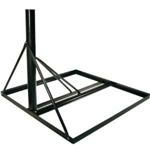 Mounts NPR4A NON PENETRATING ROOF MOUNT WITH 2 3/8 MAST antenna