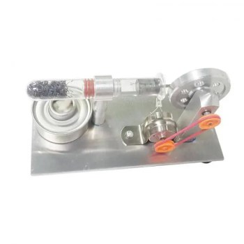 FREE SHIPPING Boutique Stirling micro generator engine free
