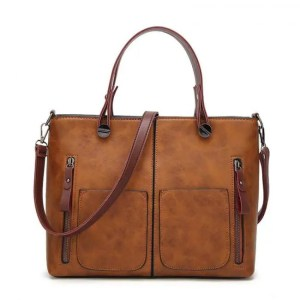 FREE SHIPPING Women's Vintage Top-Handle Bag [tag]