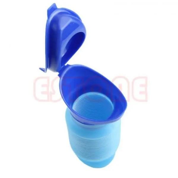 Travel Reusable Portable Travel Urinal Unisex Emergency