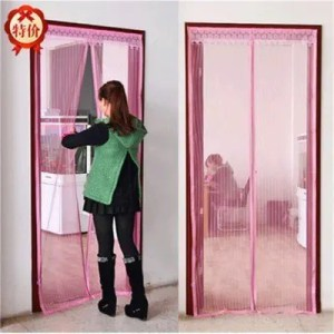 FREE SHIPPING Window / Door Magnetic Anti Mosquito Bug Fly Insect Mesh Net Screen Curtain Anti
