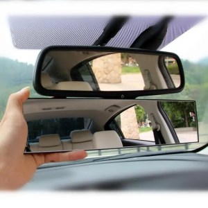 Accessories Large Panoramic Rearview Mirror AutomotiveMirror