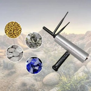 Treasures AKS 3D Metal Detector Long Range Underground Diamond Gold Silver Copper Precious Stones Intelligent Machinery Detect 3D