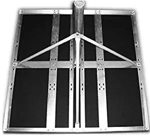 Mounts NPR-109 Universal Non-Penetrating Roof Mount with Rubber Mat mount