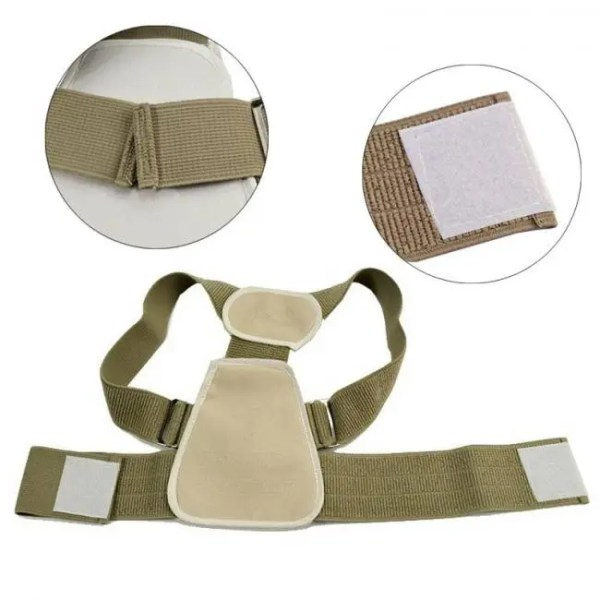 FREE SHIPPING Posture Corrector Back Brace for Children Teenagers Young Adults Adults
