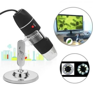 Cameras USB Digital Microscope Mega Pixels 1000X 1600X 8 LED Electronic Microscopio Endoscope Microscope Zoom Camera Magnifier 1000X