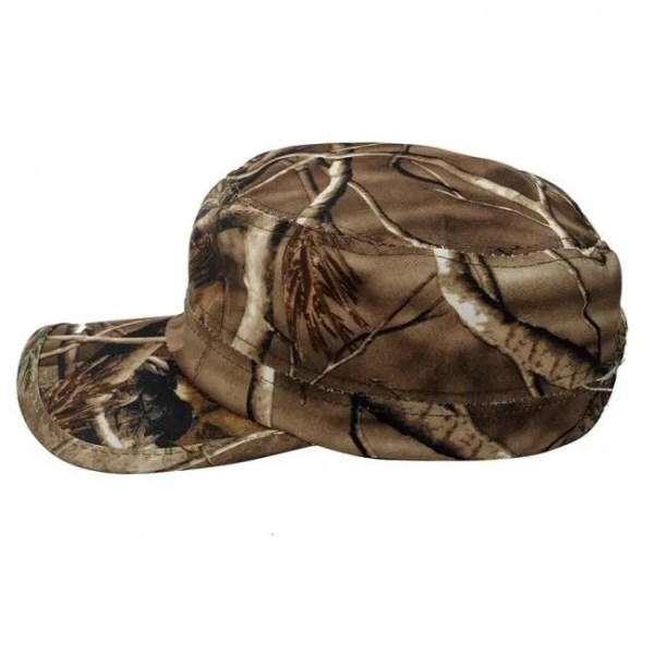 FREE SHIPPING Outdoor Camouflage Cap Adjustable Waterproof Quick Dry Hat Hunting Hiking Mens Adjustable