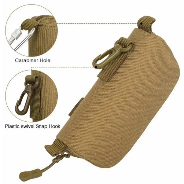 FREE SHIPPING Glasses&Sunglasses Carry Hard Portable Case for Outdoor Protective Waterproof Accessoies