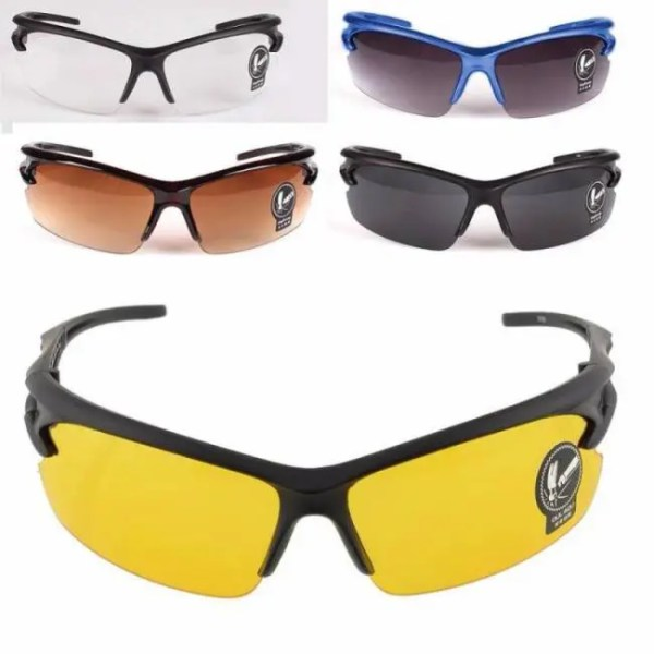 FREE SHIPPING 2019 Model Sunglasses Night Vision UV Protective for Outdoor Sports Running Driving Hiking Cycling 2019