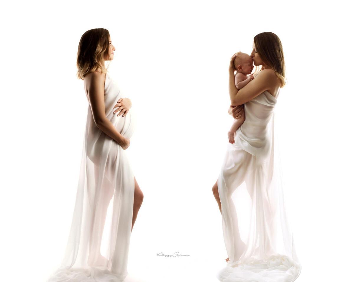 sesjasesja rodzinna z niemowlakiem