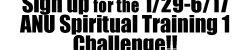 Anu Spiritual Training Phase 1 Challenge