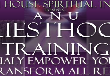 ANU Spiritual Training