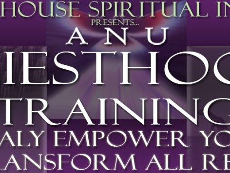 ANU Spiritual Training