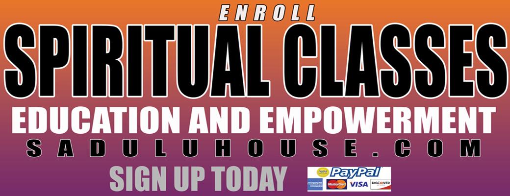 Sadulu House Classes