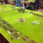 View from the Celts across the Roman front #2