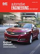 SAE Automotive Engineering International 2013-11-05