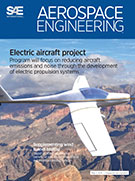 SAE Aerospace Engineering:  May 7, 2014
