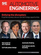 Automotive Engineering: April 7, 2016