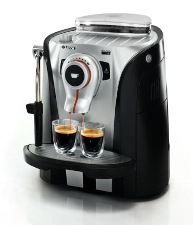Bezplatný pronájem kávovaru Saeco Talea Go