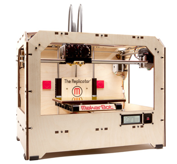 Makerbot Replicator Dual