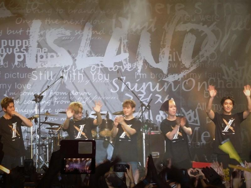 F.T.Island Live [X] Concert in Amsterdam
