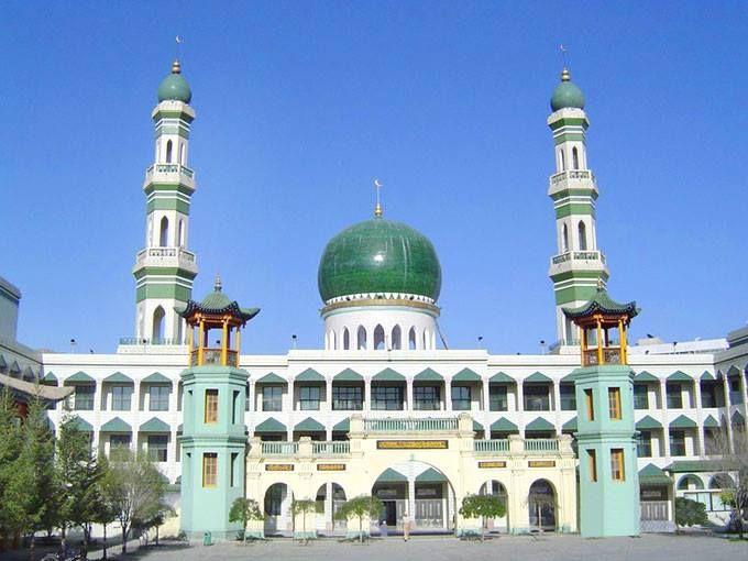 dongguan giant mosque