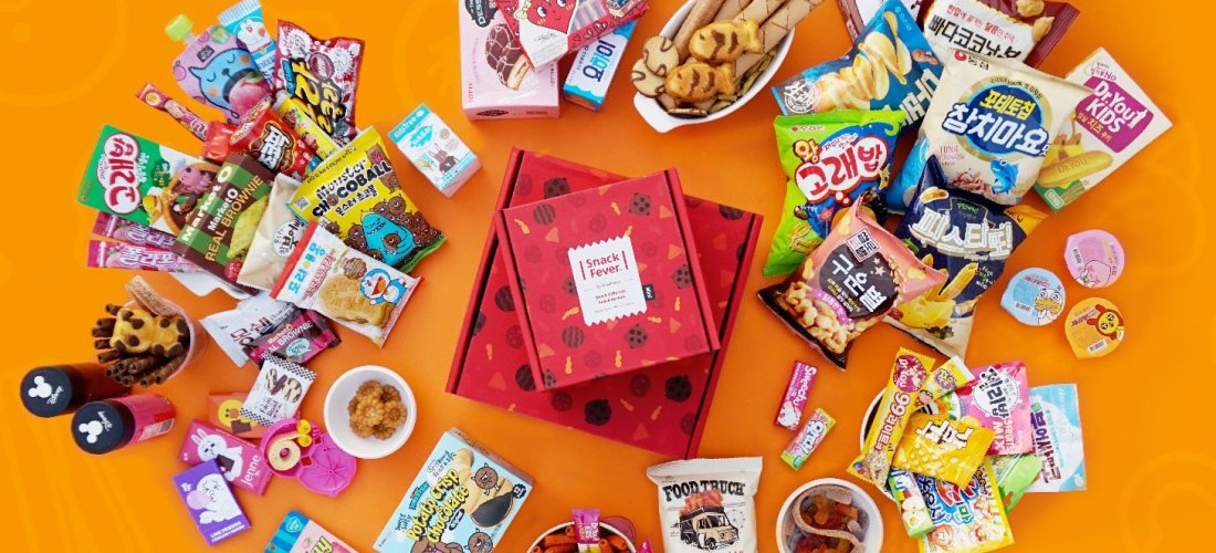 Review: Snackfever subscription