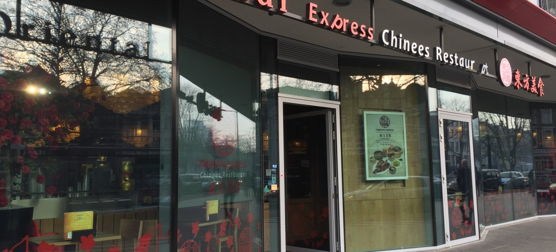 Restaurant Review: Oriental Express