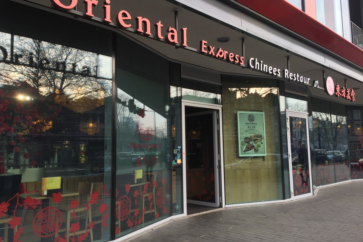 Restaurant Review: Oriental Express