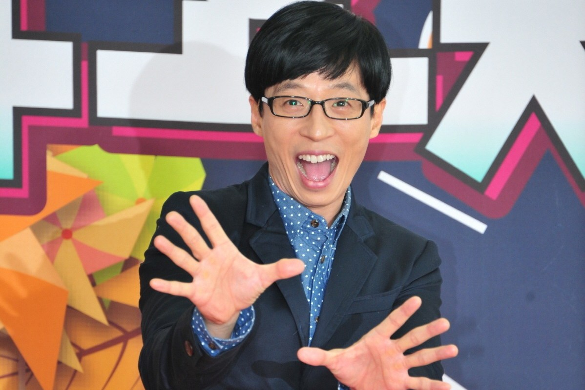 The Nation´s MC: Yoo Jae Suk
