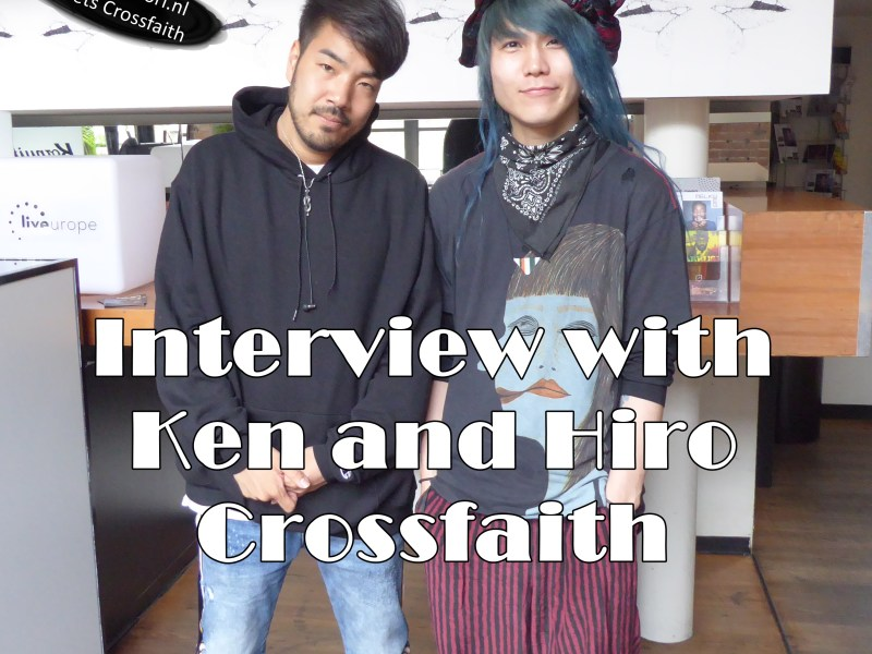 Interview: Crossfaith