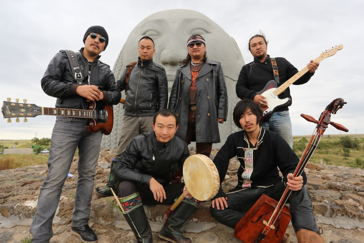 Interview: Hanggai