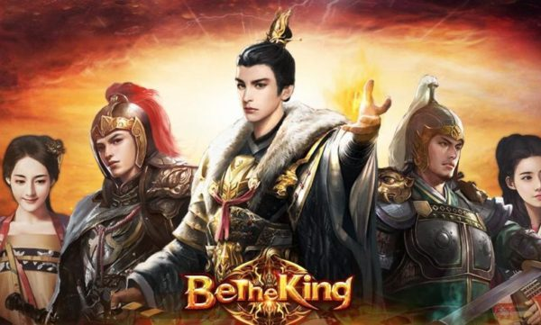 Game: Be The King