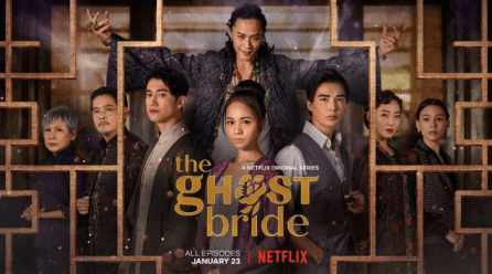 Series: The Ghost Bride
