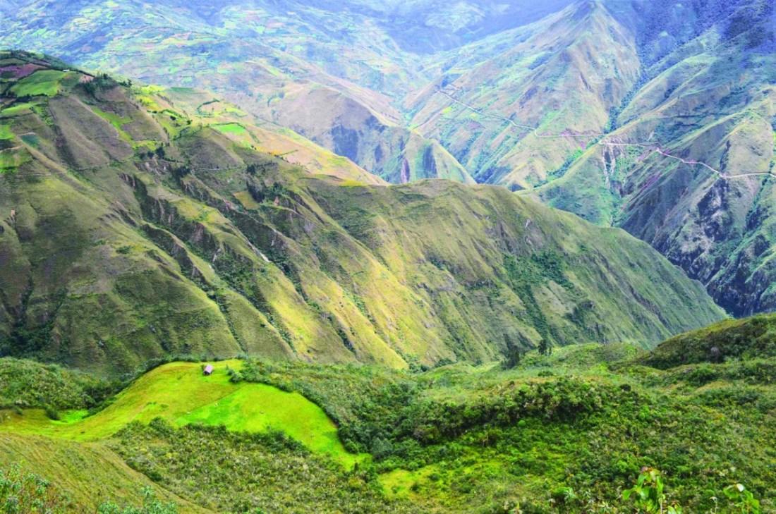 Unfolding the mystical ruins of Peru
