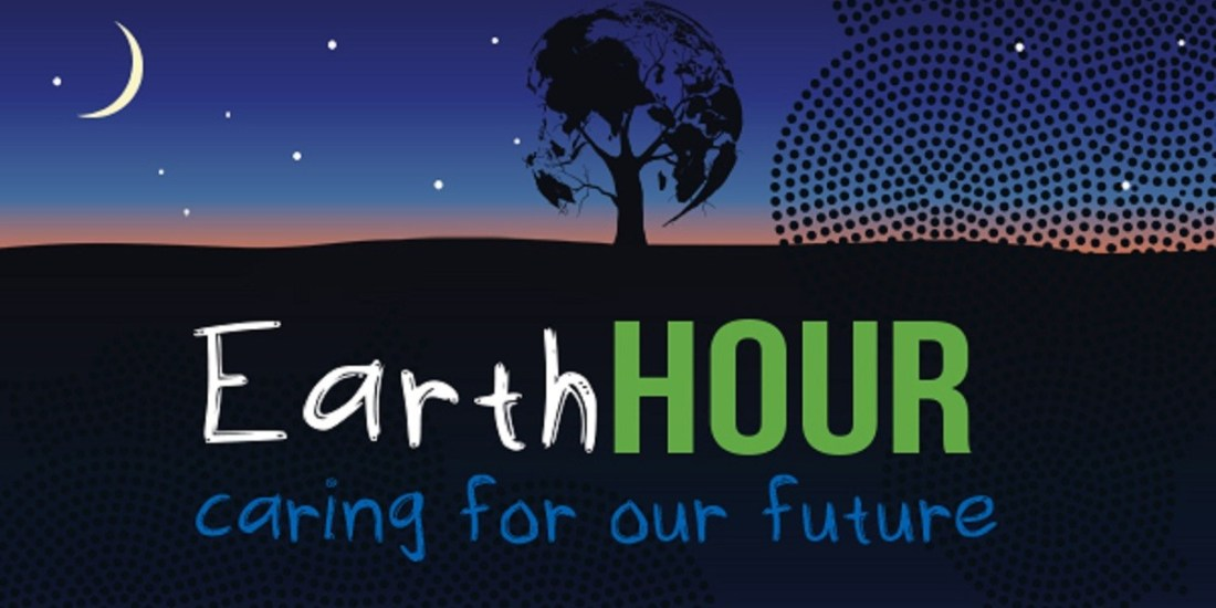 Connect to Mother Earth this Earth Hour on 24th March!