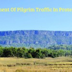 Management Of Pilgrim Traffic In Protected Areas