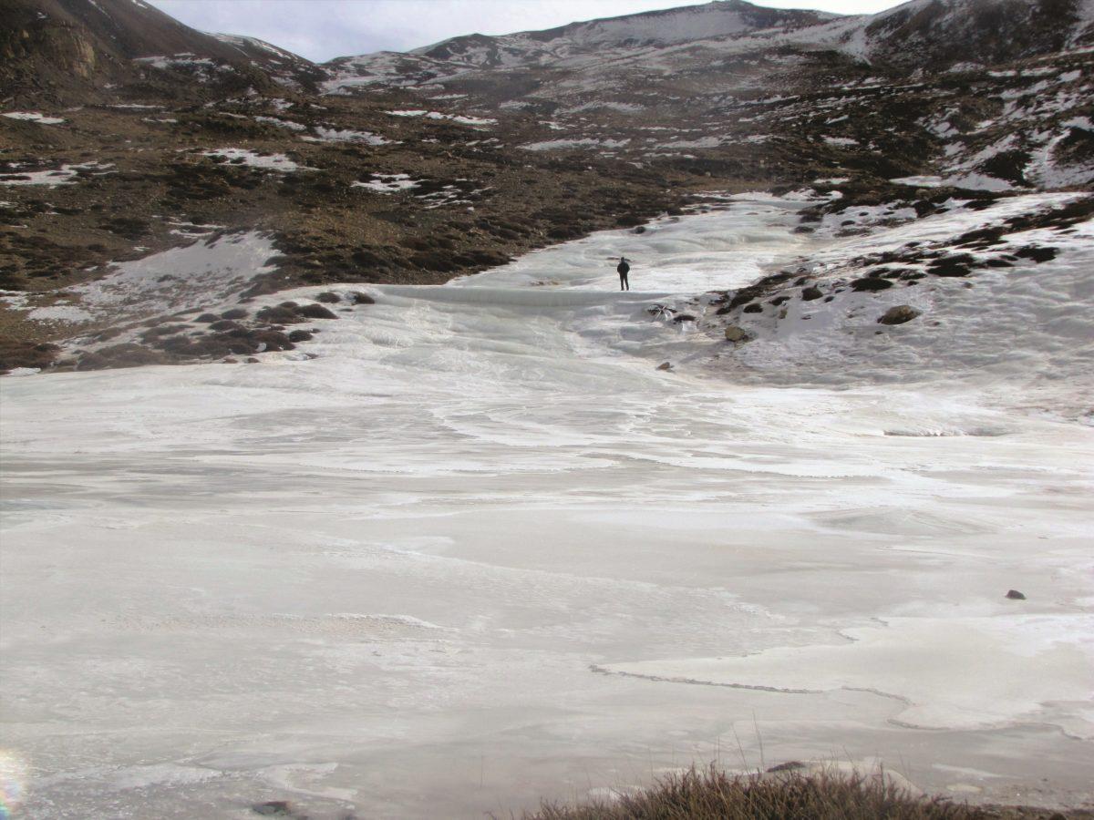 Bringing back the glaciers